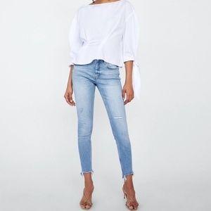 Zara Skinny Sonora Jeans Size US 2